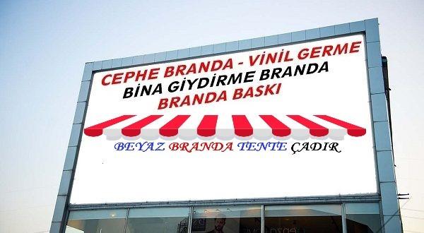 Reklam Brandası