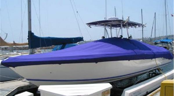 Yat ve Tekne Brandası